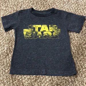 Star Wars Heather Gray Shirt